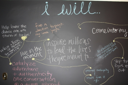 I Will...  Bold Academy San Francisco.  Photo by Nate Bagley.